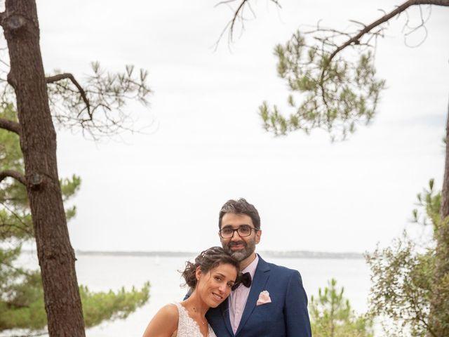 Le mariage de Nuno et Marie à Arcachon, Gironde 7