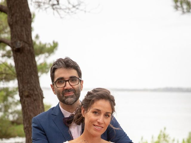 Le mariage de Nuno et Marie à Arcachon, Gironde 8