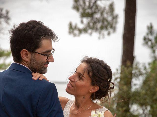 Le mariage de Nuno et Marie à Arcachon, Gironde 9