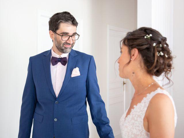 Le mariage de Nuno et Marie à Arcachon, Gironde 34