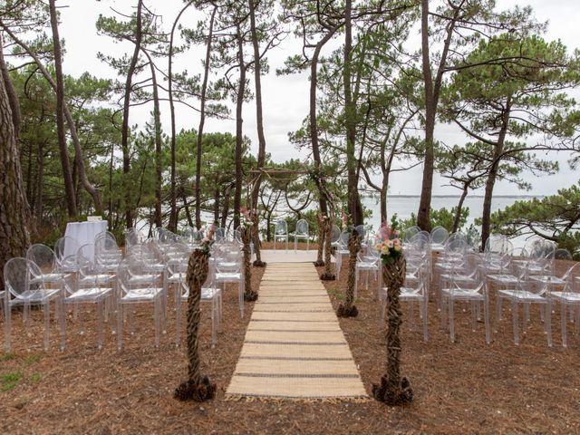 Le mariage de Nuno et Marie à Arcachon, Gironde 35