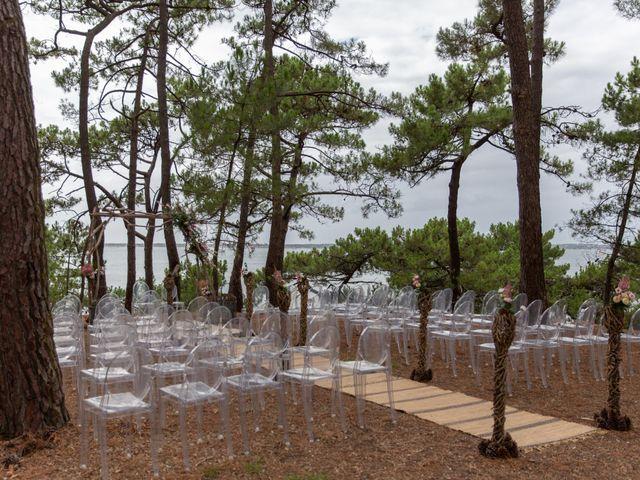 Le mariage de Nuno et Marie à Arcachon, Gironde 40