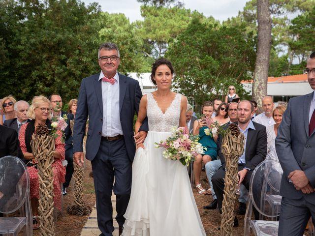 Le mariage de Nuno et Marie à Arcachon, Gironde 43