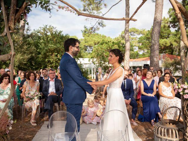 Le mariage de Nuno et Marie à Arcachon, Gironde 48