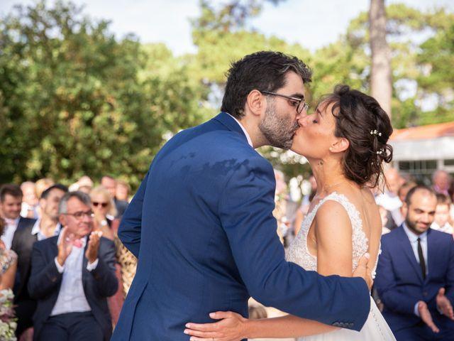 Le mariage de Nuno et Marie à Arcachon, Gironde 50