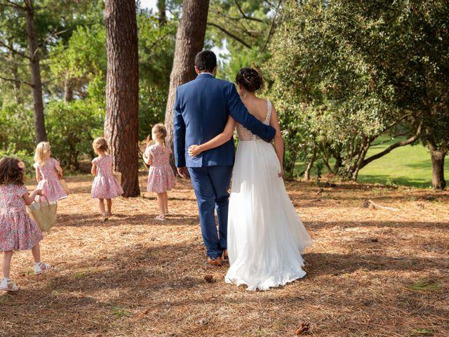 Le mariage de Nuno et Marie à Arcachon, Gironde 53