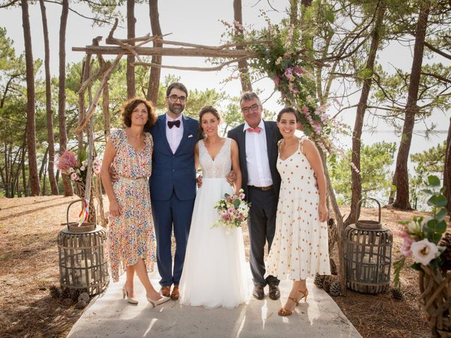 Le mariage de Nuno et Marie à Arcachon, Gironde 54