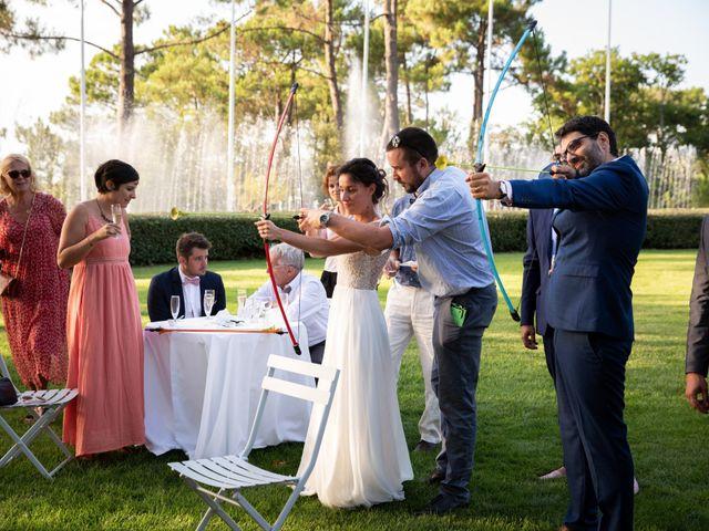 Le mariage de Nuno et Marie à Arcachon, Gironde 65