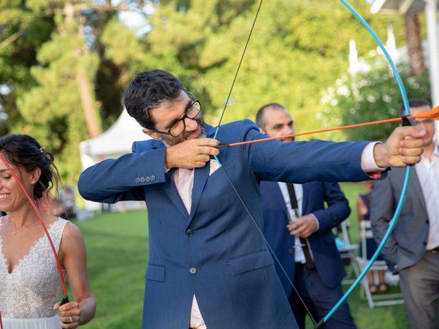 Le mariage de Nuno et Marie à Arcachon, Gironde 67