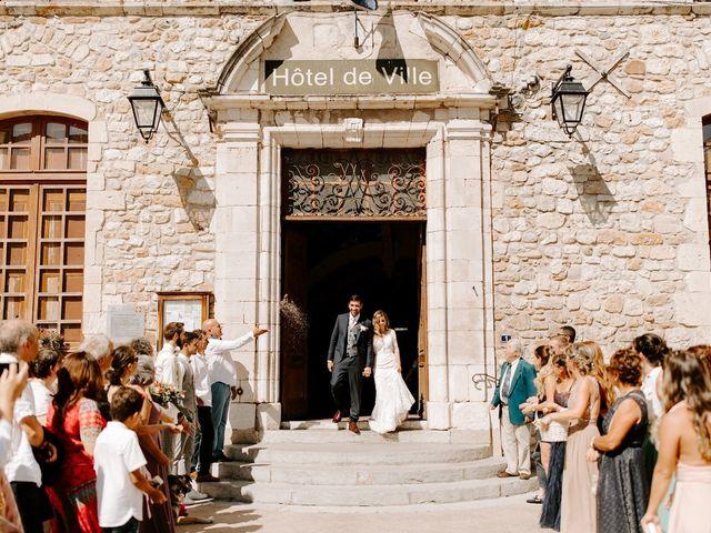 Le mariage de Ronnie et Fanny à Vallon-Pont-d'Arc, Ardèche 15