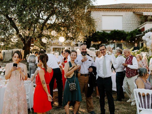 Le mariage de Ronnie et Fanny à Vallon-Pont-d'Arc, Ardèche 46