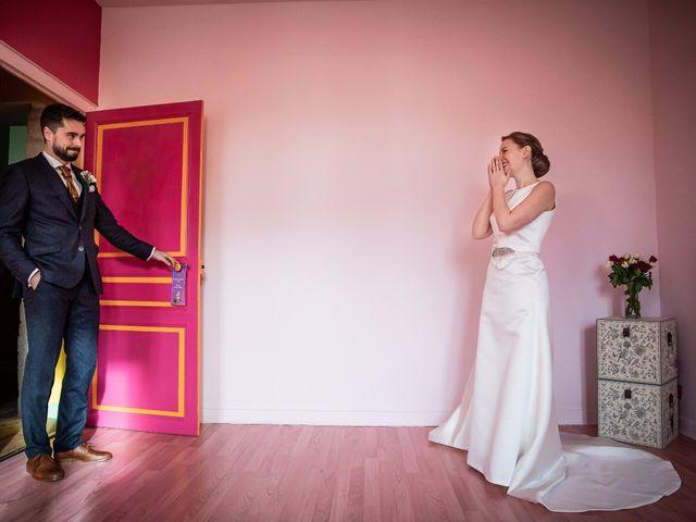 Le mariage de Alexis et Gwenaëlle à Échiré, Deux-Sèvres 21