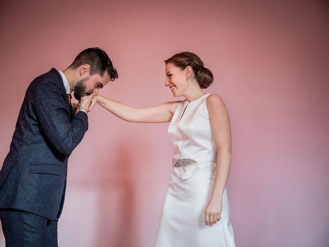 Le mariage de Alexis et Gwenaëlle à Échiré, Deux-Sèvres 23
