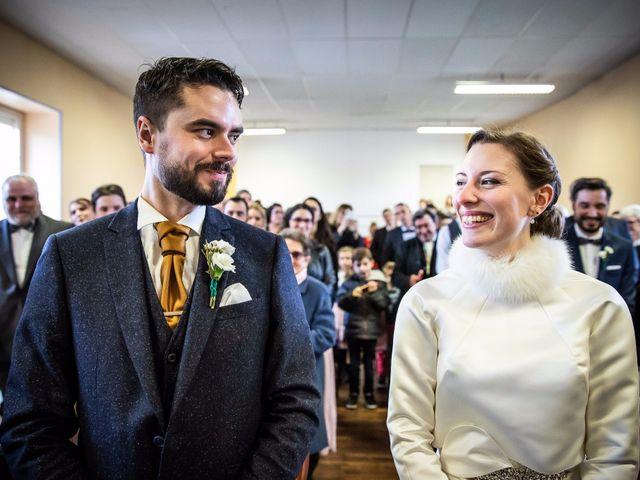 Le mariage de Alexis et Gwenaëlle à Échiré, Deux-Sèvres 26
