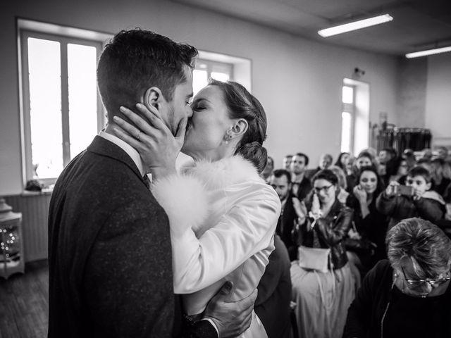 Le mariage de Alexis et Gwenaëlle à Échiré, Deux-Sèvres 27