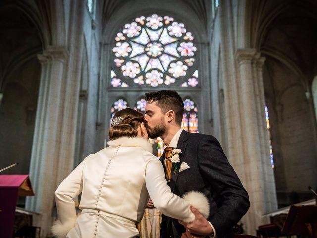 Le mariage de Alexis et Gwenaëlle à Échiré, Deux-Sèvres 32