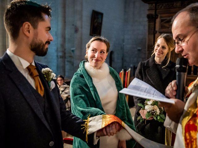 Le mariage de Alexis et Gwenaëlle à Échiré, Deux-Sèvres 33