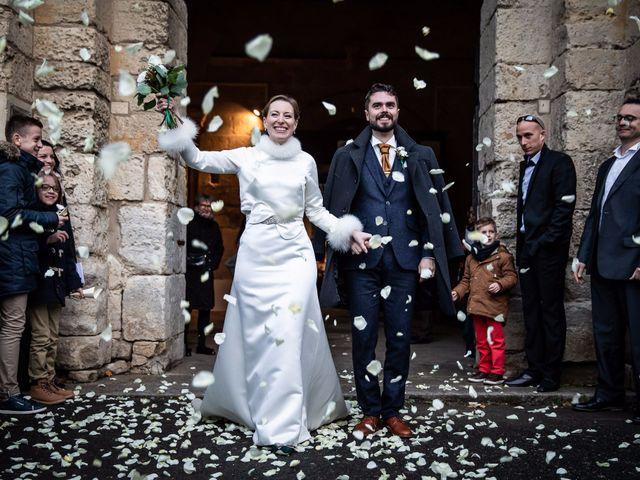 Le mariage de Alexis et Gwenaëlle à Échiré, Deux-Sèvres 35