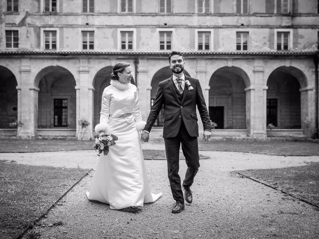Le mariage de Alexis et Gwenaëlle à Échiré, Deux-Sèvres 37