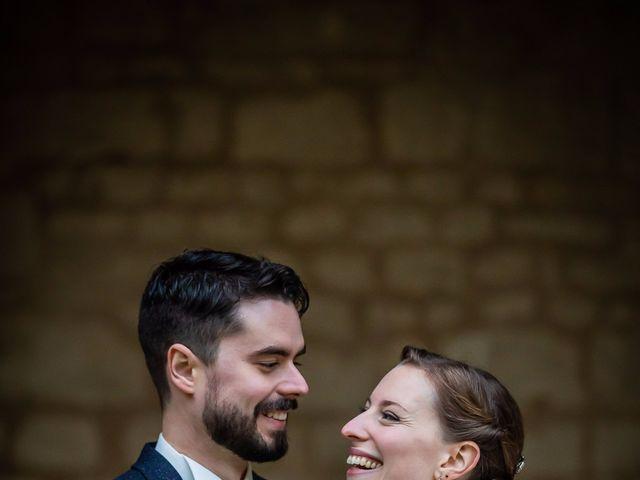 Le mariage de Alexis et Gwenaëlle à Échiré, Deux-Sèvres 1