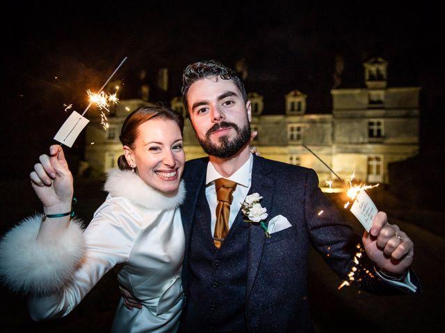 Le mariage de Gwenaëlle et Alexis