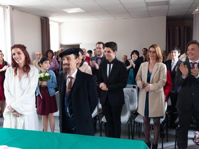 Le mariage de Mélanie et Arnaud à Saint-Cirq-Lapopie, Lot 1