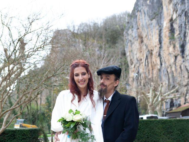 Le mariage de Mélanie et Arnaud à Saint-Cirq-Lapopie, Lot 6
