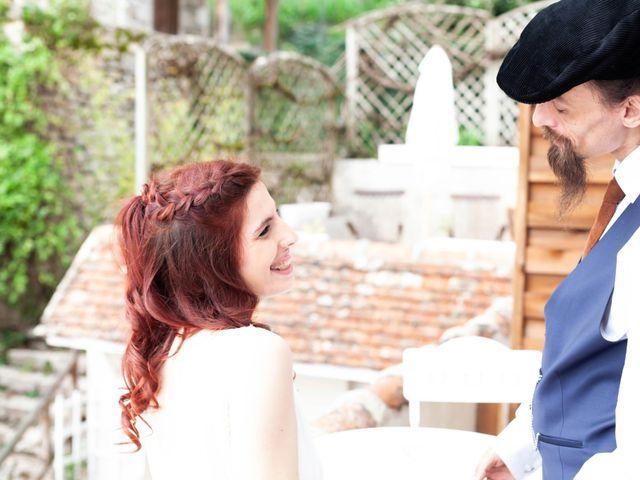 Le mariage de Arnaud et Mélanie