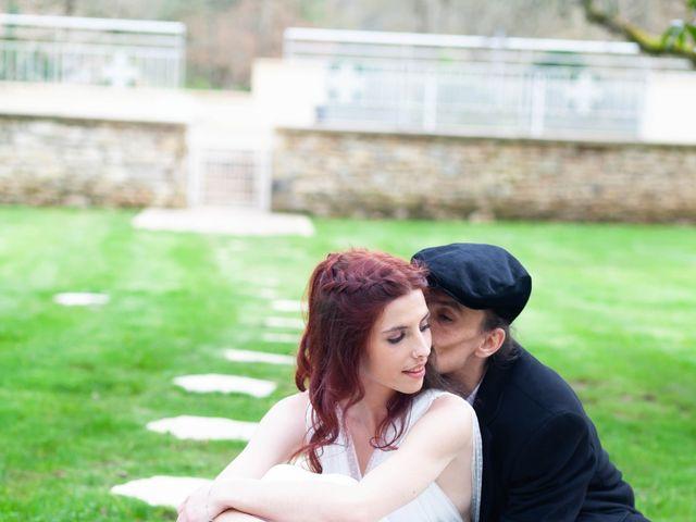 Le mariage de Mélanie et Arnaud à Saint-Cirq-Lapopie, Lot 12