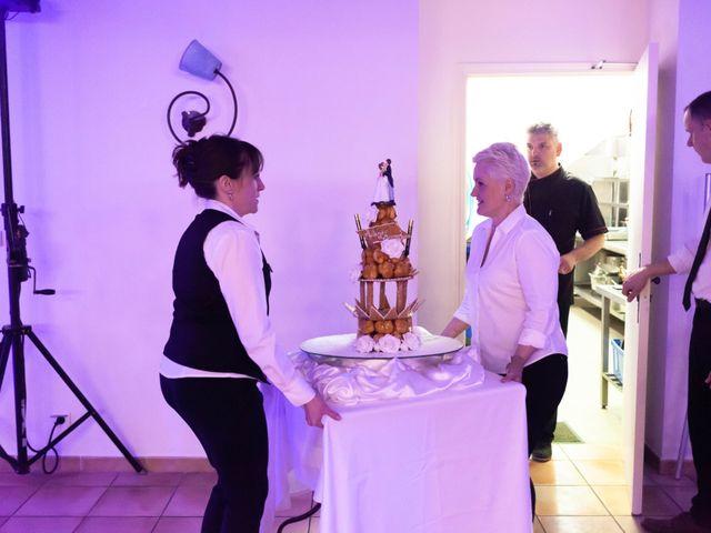 Le mariage de Mélanie et Arnaud à Saint-Cirq-Lapopie, Lot 21