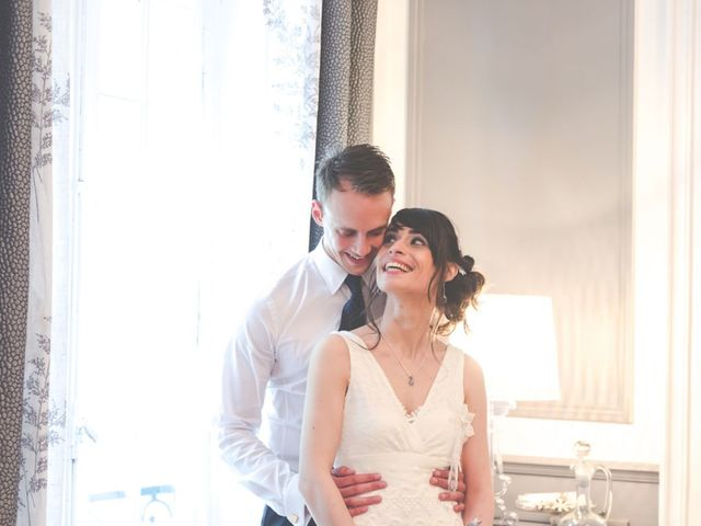 Le mariage de Gregory et Elodie à Bordeaux, Gironde 3