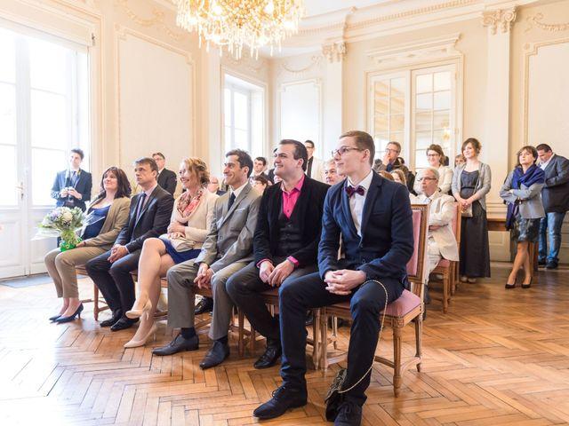 Le mariage de Gregory et Elodie à Bordeaux, Gironde 15