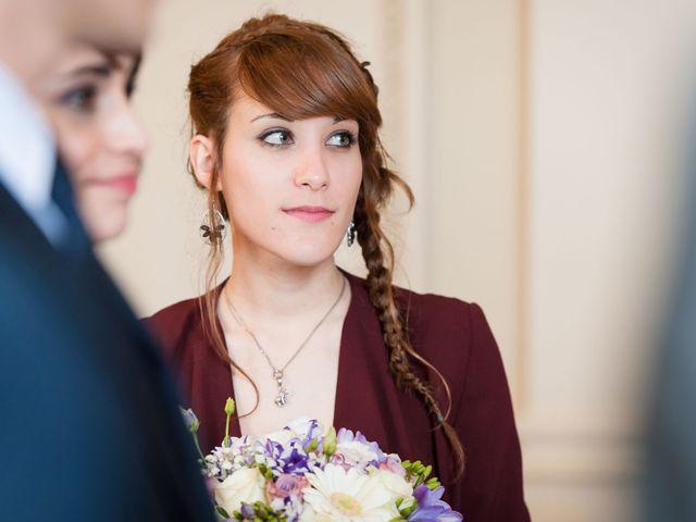 Le mariage de Gregory et Elodie à Bordeaux, Gironde 17