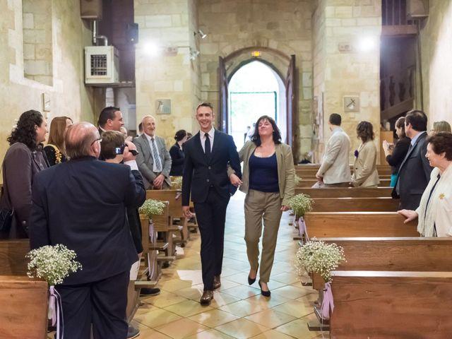 Le mariage de Gregory et Elodie à Bordeaux, Gironde 24