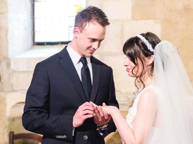 Le mariage de Gregory et Elodie à Bordeaux, Gironde 36