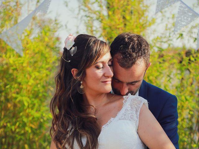 Le mariage de Guillaume et Cécile à Marguerittes, Gard 9