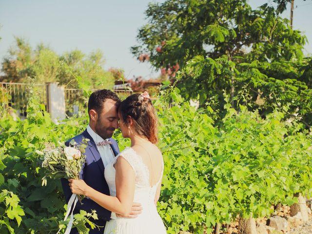 Le mariage de Guillaume et Cécile à Marguerittes, Gard 11
