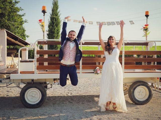 Le mariage de Guillaume et Cécile à Marguerittes, Gard 1