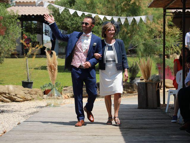 Le mariage de Guillaume et Cécile à Marguerittes, Gard 13