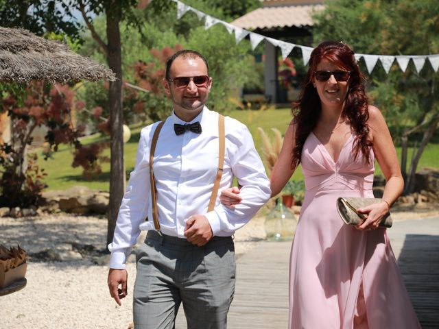 Le mariage de Guillaume et Cécile à Marguerittes, Gard 15