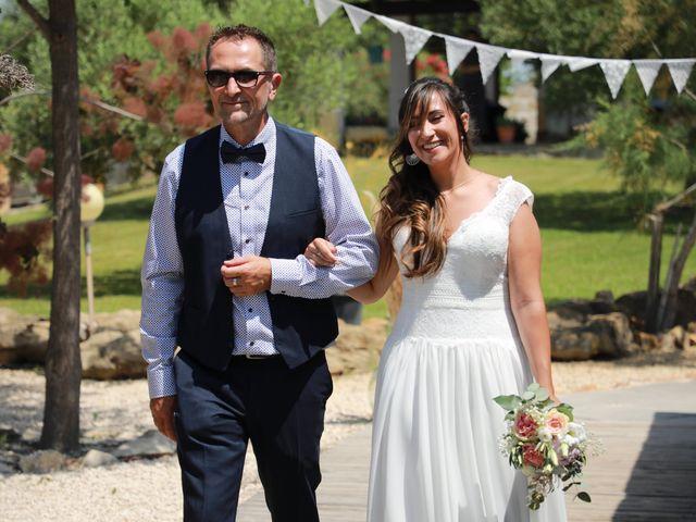 Le mariage de Guillaume et Cécile à Marguerittes, Gard 16