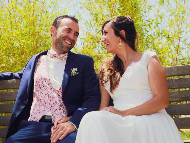 Le mariage de Guillaume et Cécile à Marguerittes, Gard 18