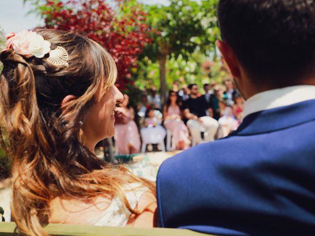 Le mariage de Guillaume et Cécile à Marguerittes, Gard 21