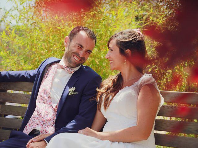 Le mariage de Guillaume et Cécile à Marguerittes, Gard 22