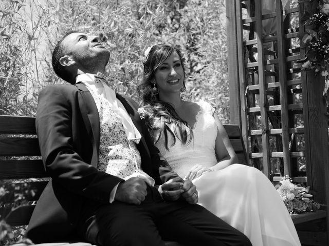 Le mariage de Guillaume et Cécile à Marguerittes, Gard 23