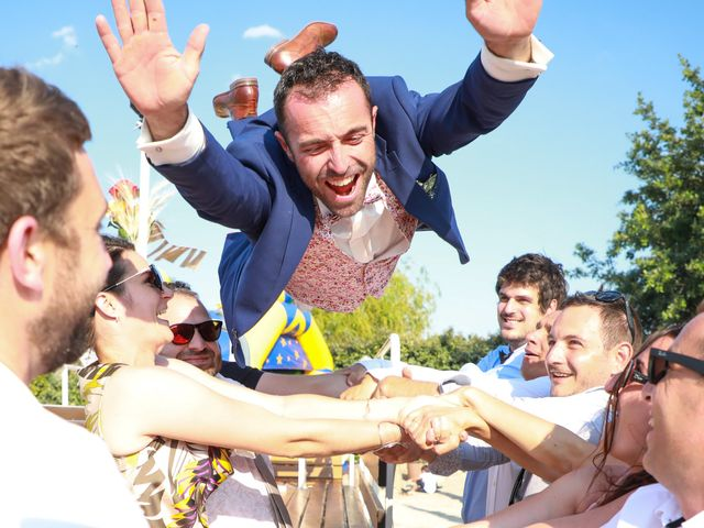 Le mariage de Guillaume et Cécile à Marguerittes, Gard 26