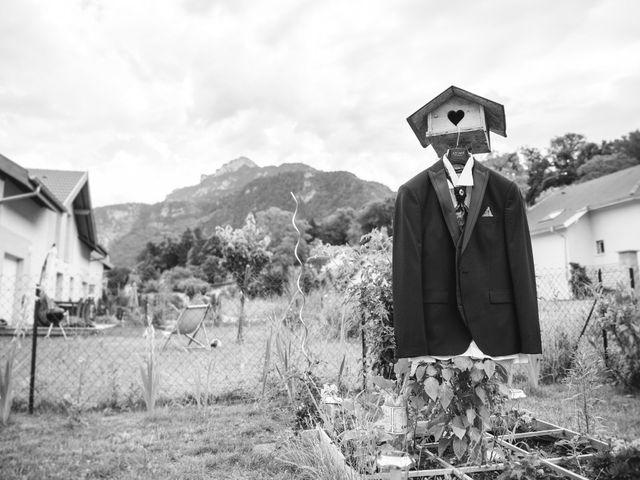 Le mariage de Gaël et Céline à Thyez, Haute-Savoie 5