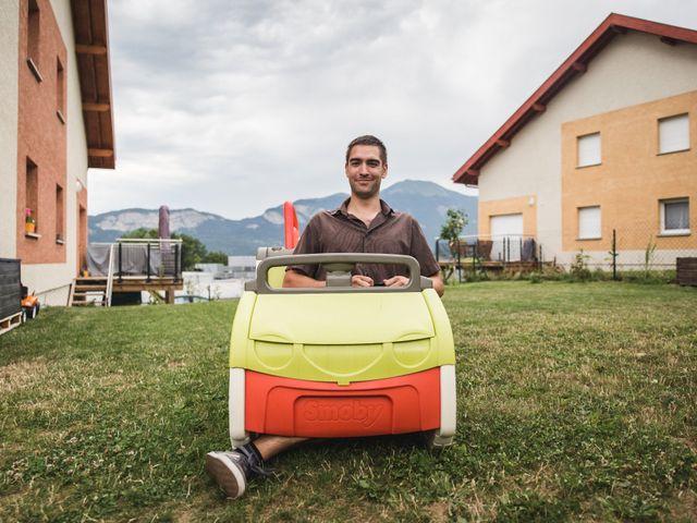 Le mariage de Gaël et Céline à Thyez, Haute-Savoie 9