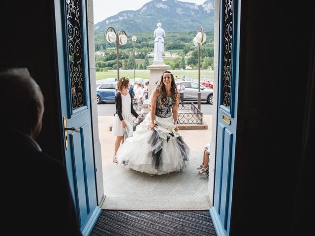 Le mariage de Gaël et Céline à Thyez, Haute-Savoie 15