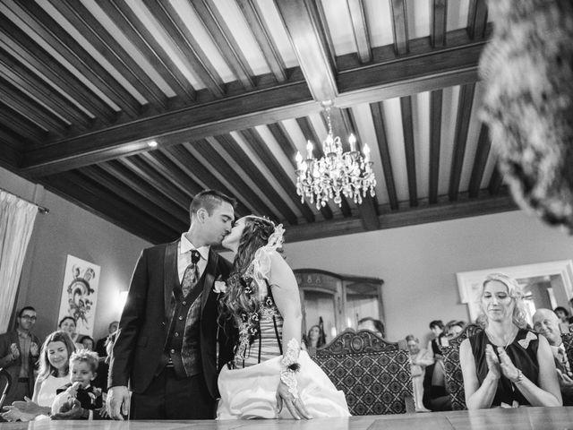 Le mariage de Gaël et Céline à Thyez, Haute-Savoie 17
